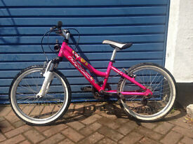 Child's bike for approx 8 year old