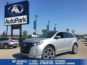 2013 Ford Edge Sport | AWD | Navigation | Heated Leather | Panor