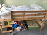 Mid sleeper bunk beds