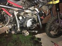 Pit bike engine 140cc
