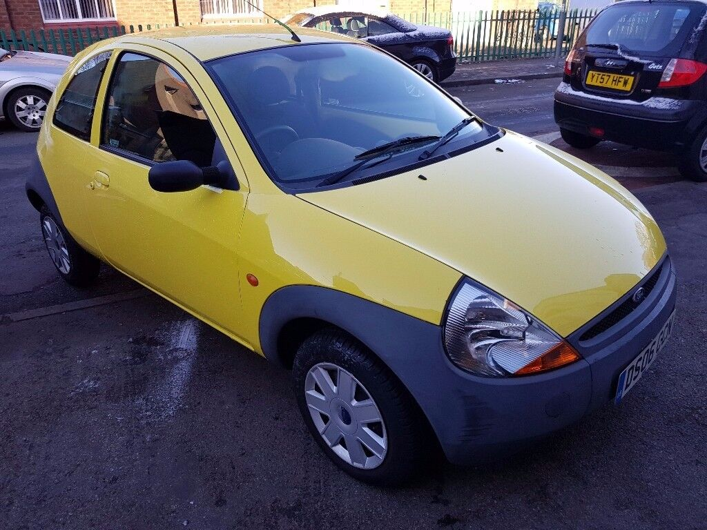 Ford Ka  Mth Mot Svc Historyexcellent Condition Throughout