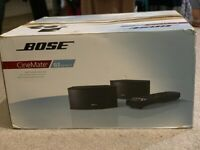 Bose Cinemate GS Series II - 2.1-channel home theatre - Pristine Condition