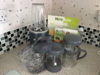 Nutribullet, only used once