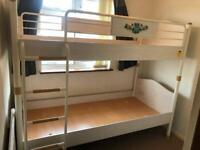 Bunk bed (no mattress)