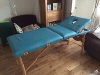 Professional Massage Table - £30