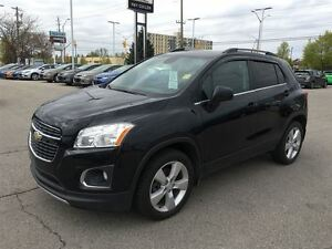 2014 Chevrolet Trax LTZ ~ LEATHER ~ SUNROOF ~ LOADED!