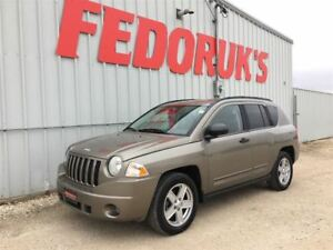 2008 Jeep Compass Sport 1 YR WARRANTY INCLUDED!!