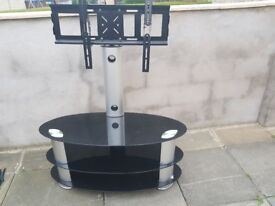 tv stand with brackets deliver available