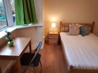 5 beautiful double rooms available Northfields from £650 pm all incl, 2 weeks deposit