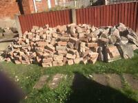 Hardcore bricks free for collection