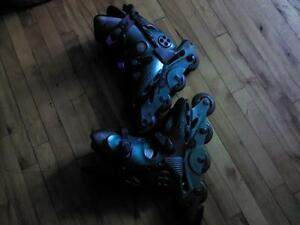 patins à roues