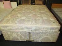Hypnos Kingsize Divan bed (complete)