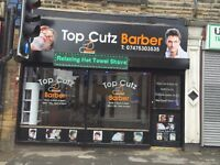 Barber wanted in Morley