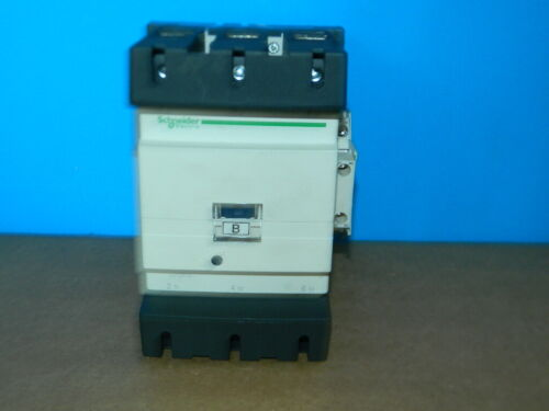 SCHNEIDER ELECTRIC LC1-D115-C CONTACTOR LC1D115C