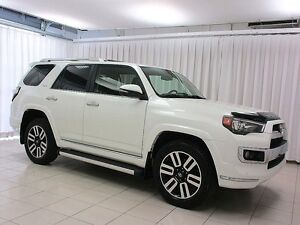 2014 Toyota 4Runner LIMITED 4X4 SUV 7PASS with extended warranty