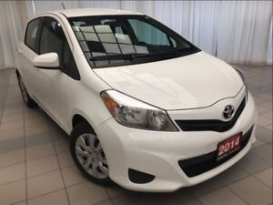 2014 Toyota Yaris Convenience Package