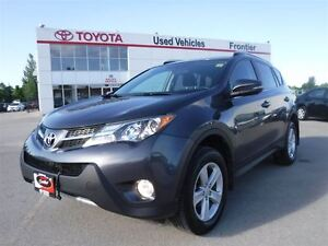 2013 Toyota RAV4 XLE TOYOTA CERTIFIED PRE OWNED