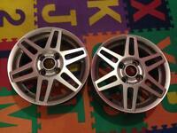 Ford Fiesta Alloys 15 Inc