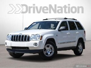 2007 Jeep Grand Cherokee Limited LEATHER | 4X4 | V8