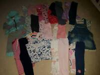 Girls clothes 1- 1/2 years!