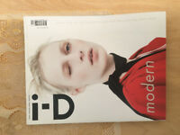 Four Near Mint I-D Magazines, Summer 2011, Pre-Fall 2011, Pre-Spring 2012, Summer 2014