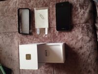 iphone 4s, 16gb, on EE, very good working & cosmetic,