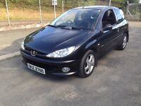 2005 peugeot 206 2.0 hdi ,full year mot,,,,price 1090 ono px/exch