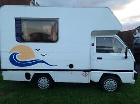 Bedford Bambi Ready to go **REDUCED** .£2000 Ono ( rascal camper carry nipper )