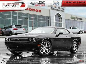2016 Dodge Challenger SXT| FULLY LOADED| LEATHER| NAV