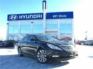 2013 Hyundai Sonata SE|LEATHER|SUNROOF|ONE OWNER|HTD SEATS