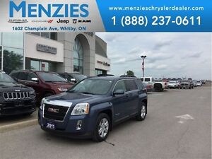 2011 GMC Terrain SLT 4x4, Leather, Backup Cam, Sunroof