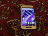 Moto g Turbo edition Octacore 2 Gb ram