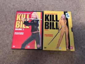Kill bill films - volume 1&2