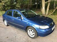 Vauxhall Astra 1.7 diesel with years MOT