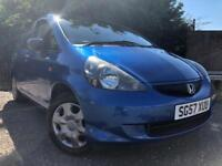 Honda Jazz 1.2 Petrol 2008 Long Mot Only 60k Miles ! Cheap To Run And Insure !!!