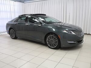 2016 Lincoln MKZ --------$1000 TOWARDS ACCESSORIES, WARRANTY OR