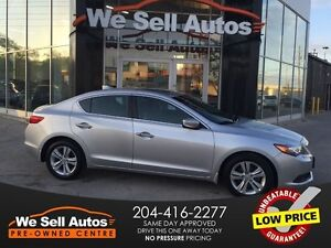 2013 Acura ILX *AUX *SUNROOF *BTOOTH *ALLOYS