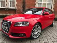2009 Audi A3 2.0 TFSI S Line Sportback 5dr ** 1 OWNER ** FULL AUDI HISTORY ** PX WELCOME