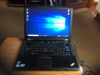 Lenovo T410 Laptop - Intel i5 (Windows 10 Pro)