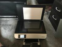 Hp printer Envy 5530 scan copy photo web Used full working All in one £15
