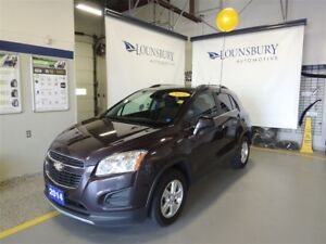 2014 Chevrolet Trax 1LT - ALL-WHEEL DRIVE!