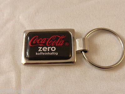 Coca - Cola Zero  Schlüsselanhänger - Neu