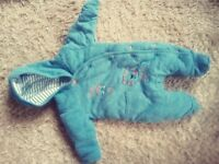 Baby suit 0-3