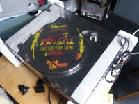 2 Gemini Turntables, DJ ready, for sale