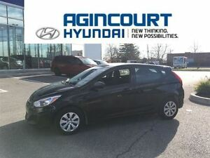 2016 Hyundai Accent GL/HEATED SEATS/BLUETOOTH/ONLY 47551KMS!!!