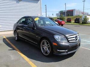 2010 Mercedes-Benz C350 Sport St. John's Newfoundland image 3