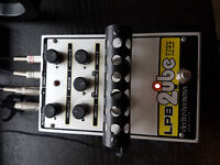 Electro Harmonix LPB 2UBE Stereo Tube Preamp Pedal - Very Rare - Guitars, Basses, Synths