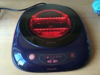 Philips Holoplate Gourmet HD4412/04 halogen cooker