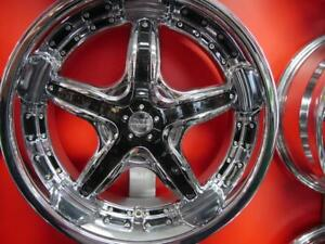 19 INCH NEW STAGGERED RIMS - 5 STAR DEEP DISH 5X114.3 +5X120 - ON SALE NOW!