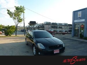 2005 Nissan Maxima 3.5 SL,TOP OF THE LINE